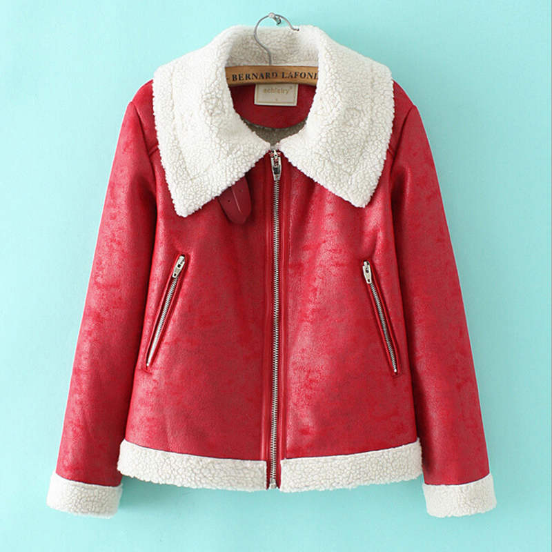 Compare Prices on Suede Shearling Coat- Online Shopping/Buy Low