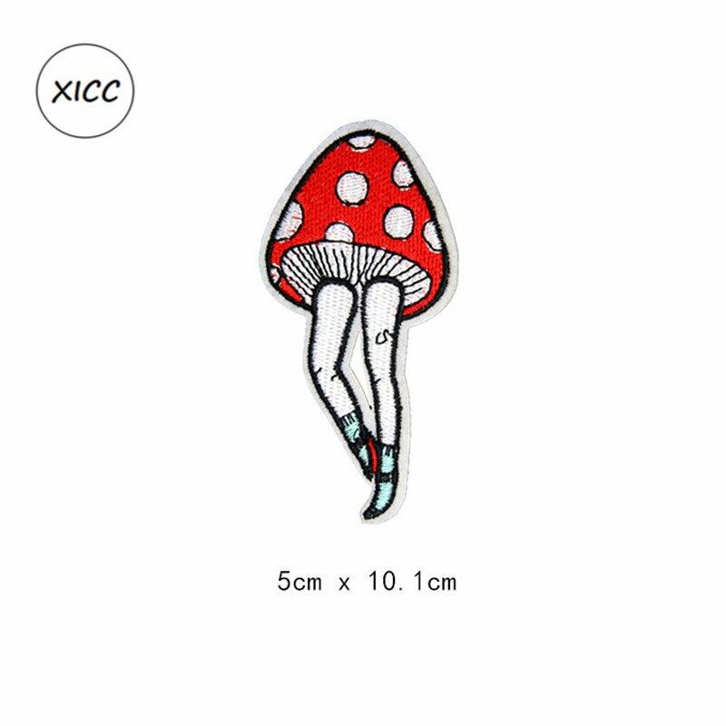 XICC шток красный сексуальный рот для губ вышивка модные патчи с аппликацией для одежды ноги ручная обувь Железный переводные наклейки на тка...