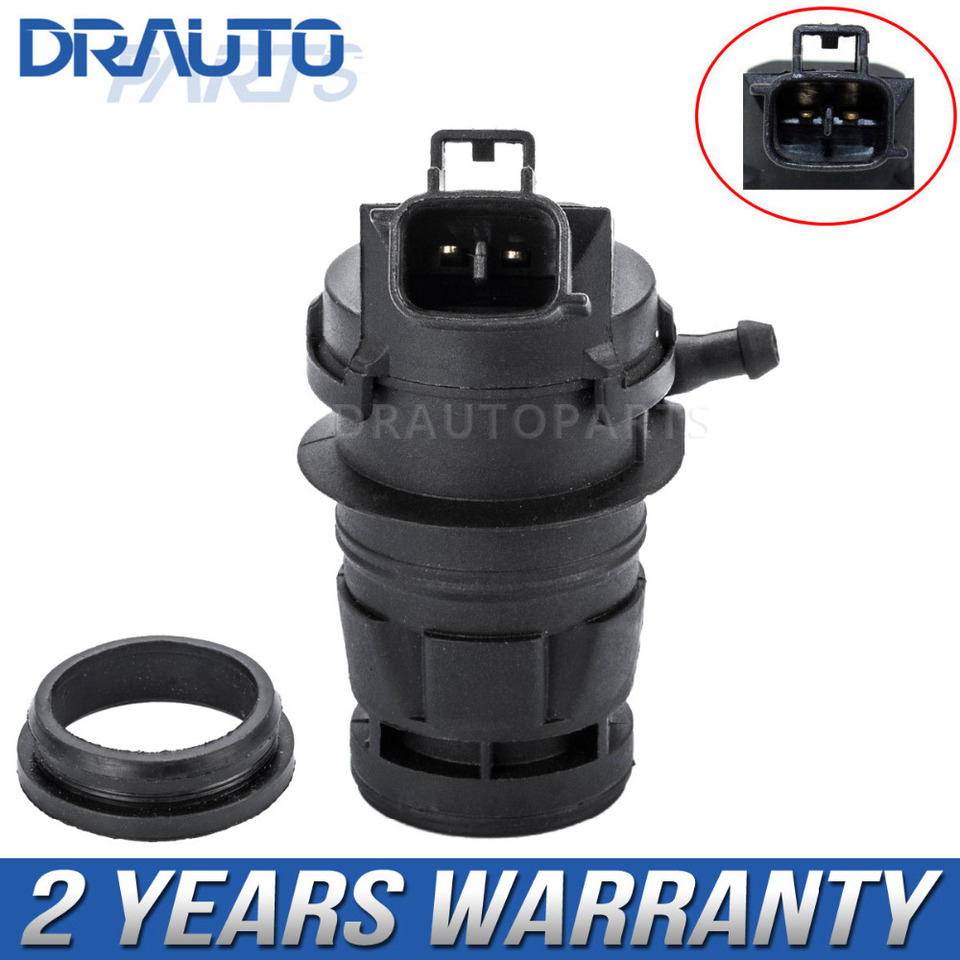 Windshield Washer Pump with Grommet fits Mazda 3 5 6 CX-5 CX-7 CX-9 RX-8