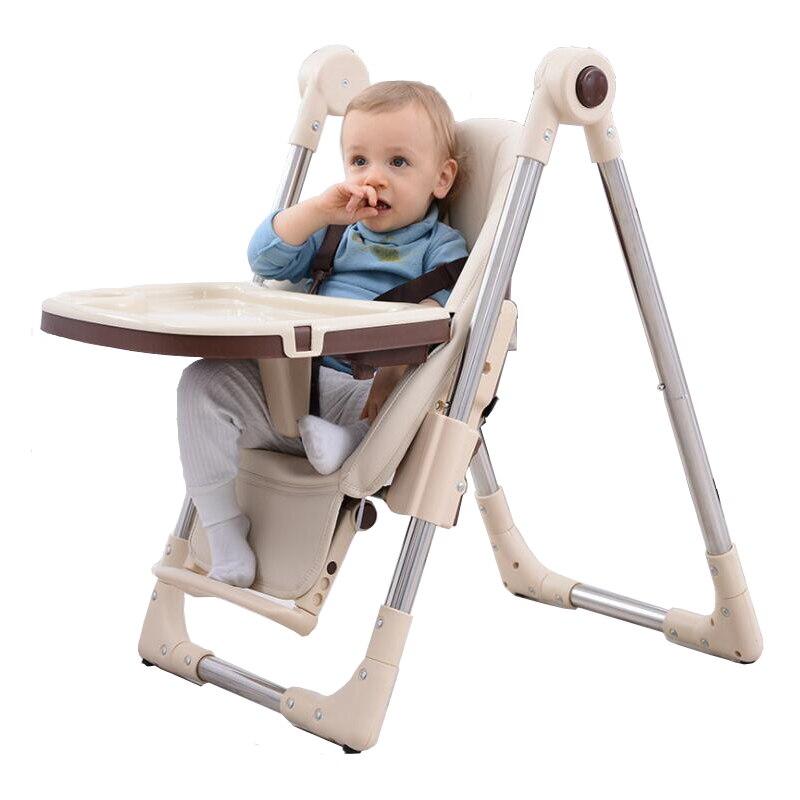 Bébé Chaise D'alimentation Chaises Hautes Enfants Table À Manger Bébé stoel Kinderstoel