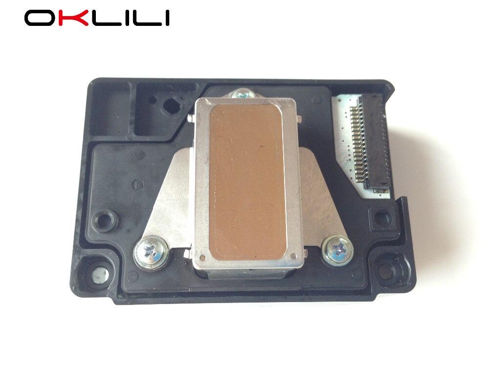 F185000 Tête D'impression Tête d'impression pour Epson ME1100 ME70 ME650 C110 C120 C10 C1100 T30 T33 T110 T1100 T1110 SC110 TX510 b1100 L1300