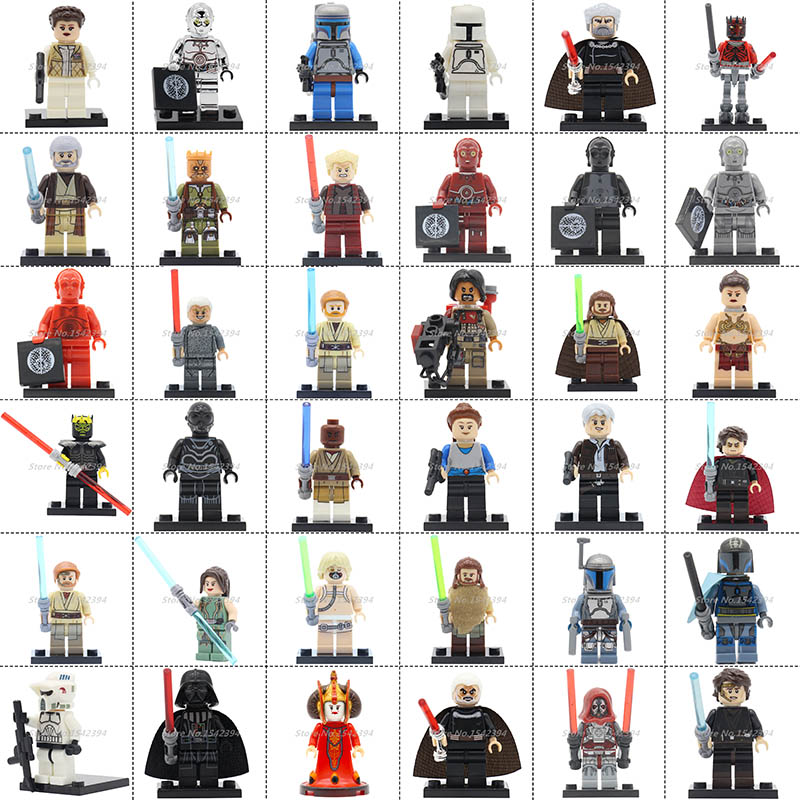 Star Wars Figure Kylo Ren Darth Vader Single Sale Lightsaber Snowtrooper Lepin Brick Building Block Toys For Children Kids Gifts color metal 3d puzzle star wars millennium falcon for adult 2016 new batman flying wing kylo ren shuttle 3d nano jigsaw puzzles
