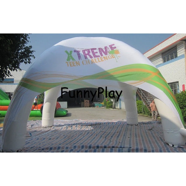 inflatable canopy tent For AdvertisingInflatable Lawn Party Tents For Saleinflatable garage spider tentsinflatable car tent  sc 1 st  Aliexpress & Online Shop inflatable canopy tent For AdvertisingInflatable Lawn ...
