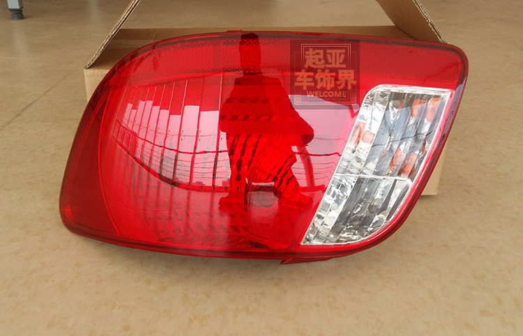 ФОТО for Kia RIO 2005-2011 taillight rear light tail lamp assembly tail lights Reversing lamp brake lamp