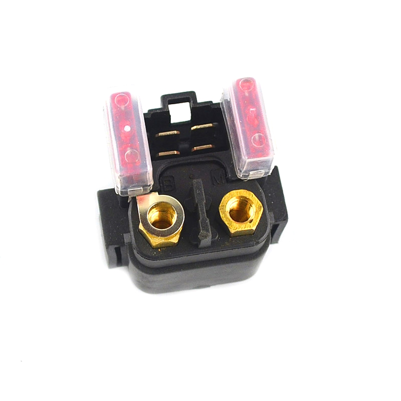 US $6 99 |Free Shipping ATV Motorcycle electrical Part Starter Solenoid  Relay Ignition Key Switch For Yamaha XVS650 VSTAR V Star 650 98 09-in