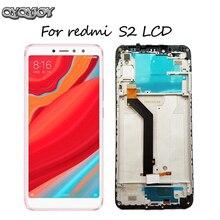 AAA איכות LCD עבור Xiaomi Redmi S2 LCD תצוגת Digitizer מסך מגע עצרת מסגרת Redmi Y2 S2 הגלובלי גרסת LCD מסך