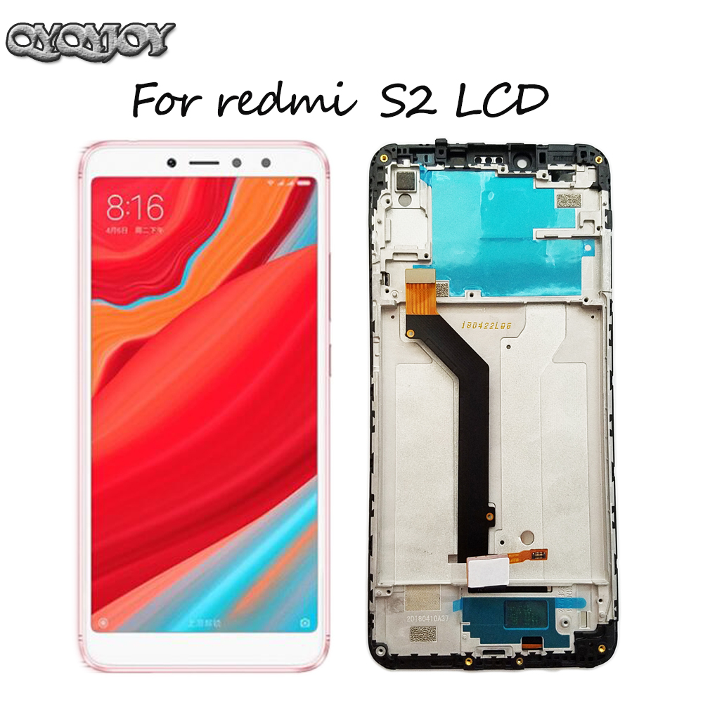 AAA Quality LCD For Xiaomi Redmi S2 LCD Display Digitizer Touch Screen Assembly Frame Redmi Y2 Innrech Market.com