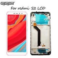 AAA qualité LCD pour Xiaomi Redmi S2 LCD affichage numériseur écran tactile cadre d'assemblage Redmi Y2 S2 Version mondiale écran LCD
