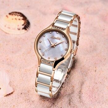 שעון קרמיקה מהודר לאישה