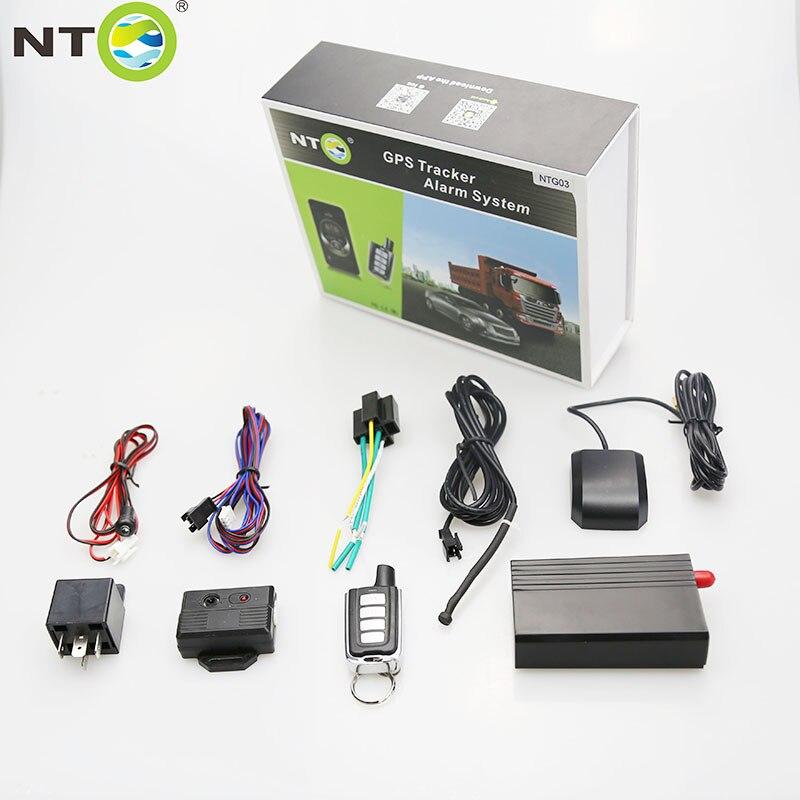 Система слежения за автомобилем для GSM GPRS системы лучше, чем TK102, gps помимо сигнализации