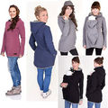 New Arrive Kangaroo Jacket  Hoodie Coat For Maternity Pregnant Women Winter New