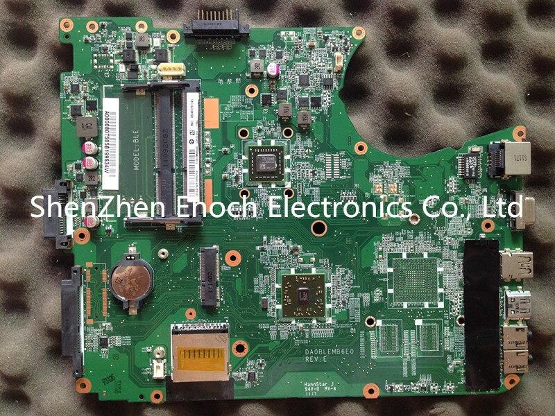 For Toshiba Satellite L750D DA0BLEMB6E0 AMD E350 CPU Onboard DDR3 60 days warranty
