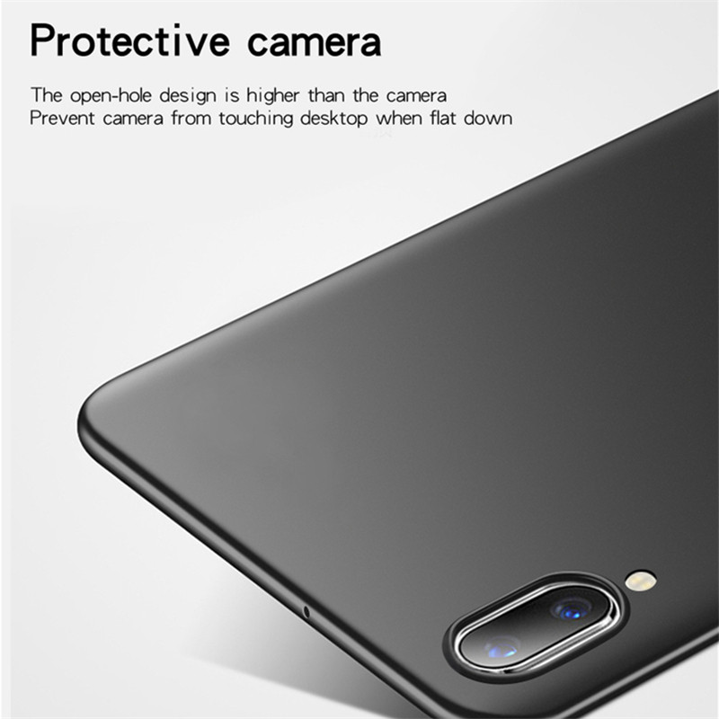 Image 5 - For Samsung Galaxy M10 Case Silm Luxury Ultra Thin Smooth Hard PC Phone Case For Samsung Galaxy M10 Cover For Samsung M10 Fundas-in Fitted Cases from Cellphones & Telecommunications