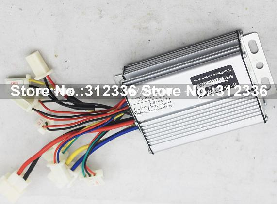 цена на Free Shipping 800W 36V DC brush motor controller E-bike electric bicycle speed control