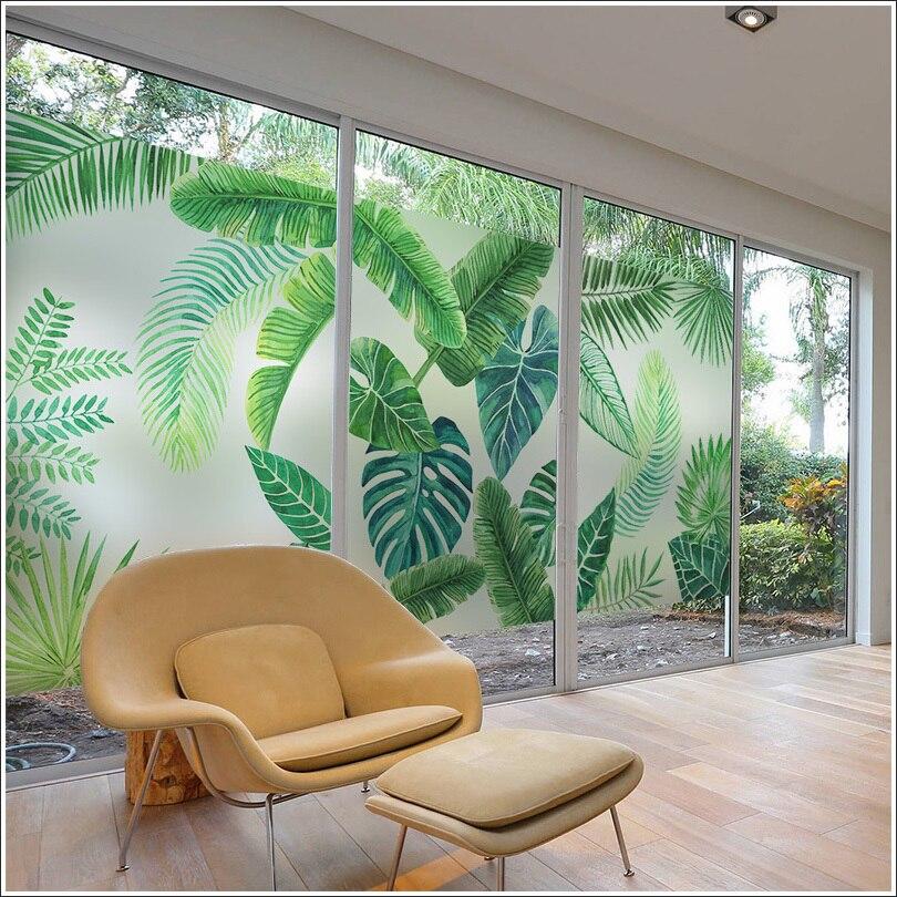 customize film on window translucent window film Static glass sticker balcony bathroom Frosted Decorative film window sticker|Decorative Films|   - AliExpress
