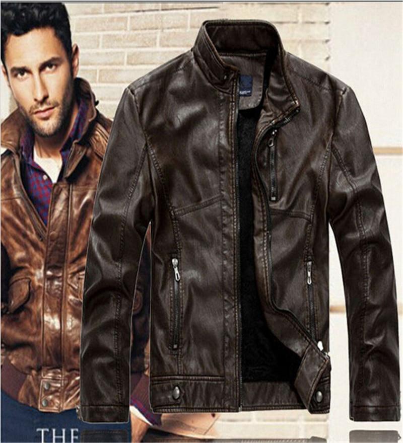 Top Leather Jackets - Coat Nj