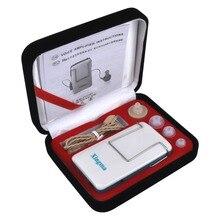 XM-999E Small Ear Convenient Voice Sound Amlifier Hearing Aid Aids