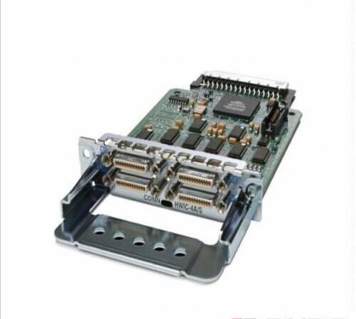 Nuevo sellado HWIC-4A / S = 4 Port Async / sincronización módulo de enrutador tarjeta de interfaz