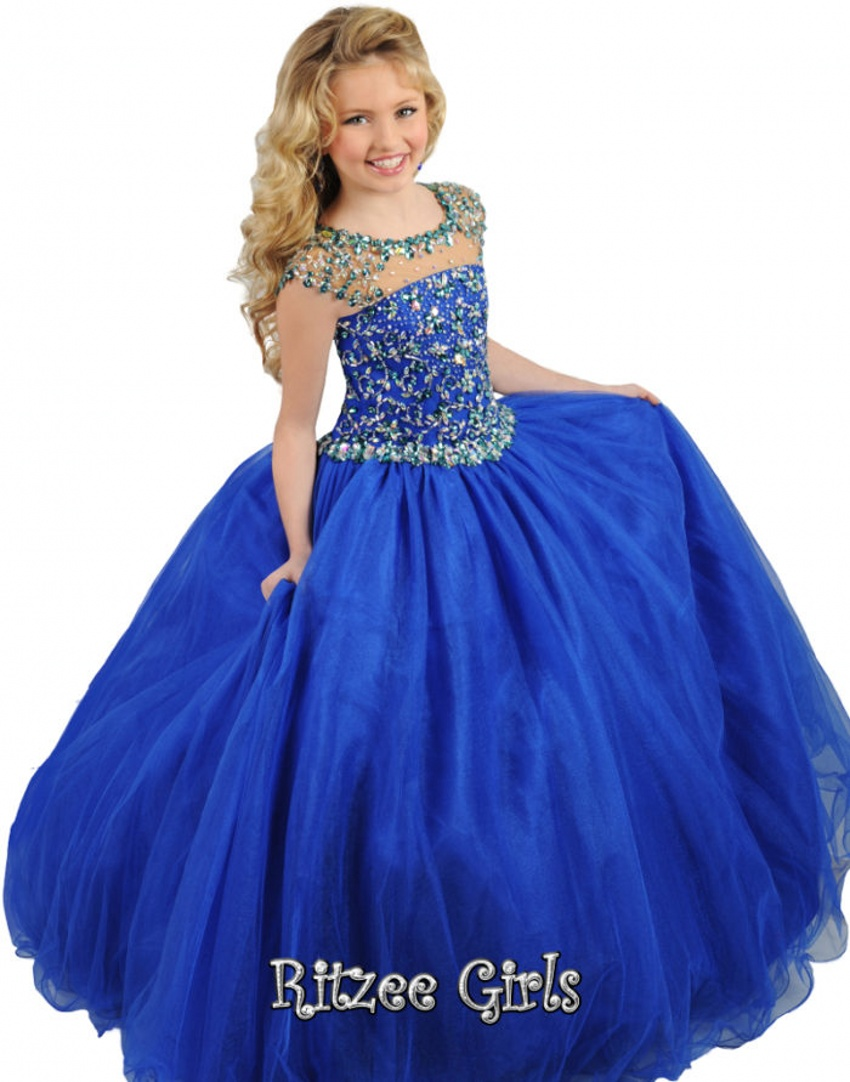Popular Evening Ball Gowns for Kids Sale-Buy Cheap Evening Ball ...