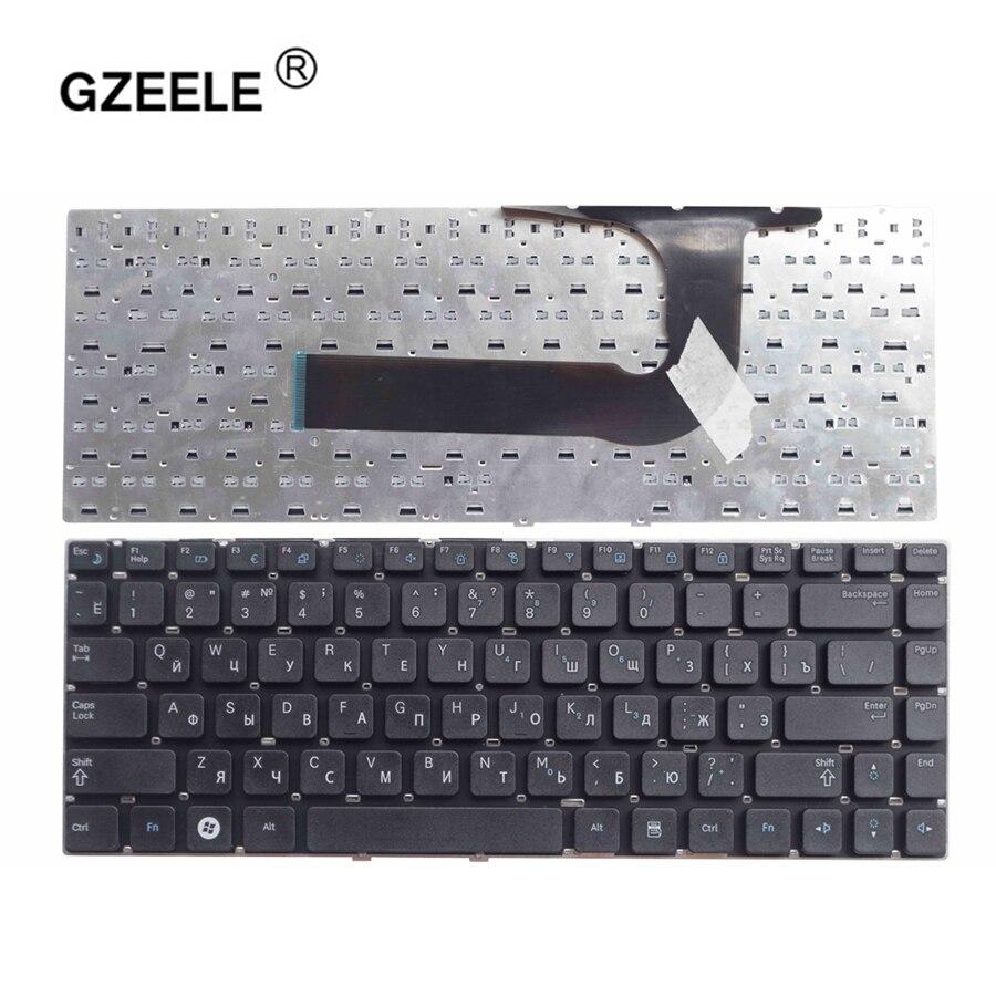 GZEELE Russian RU Keyboard For Samsung Q330 Qx410 QX412 QX411 SF311 Qx310 NP-Q430 NP-QX411 NP-QX412 X430 BA75-02663C BA75-02743C