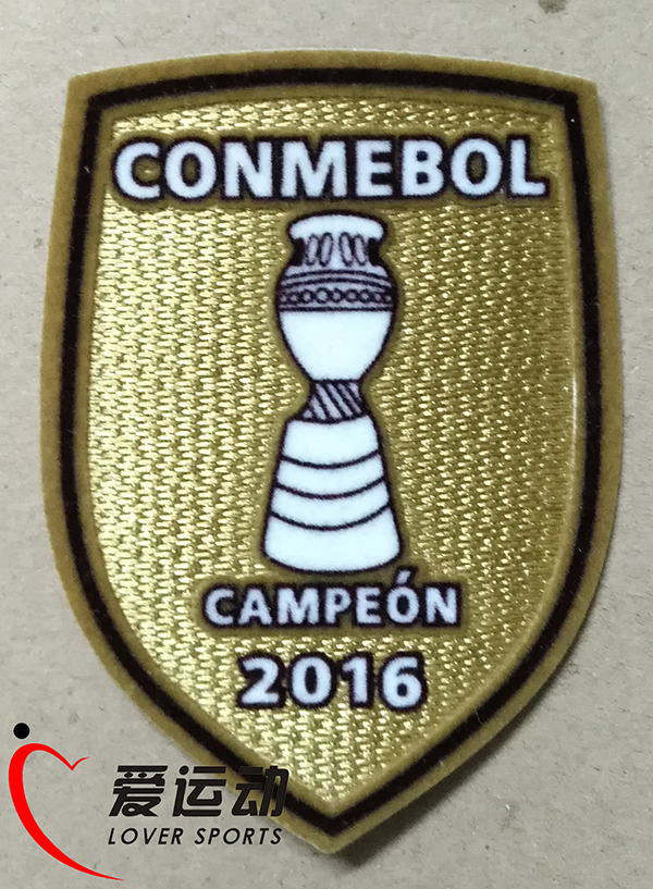 0be3c09cea4 ヾ(^▽^)ノ Popular chile conmebol patch and get free shipping ...