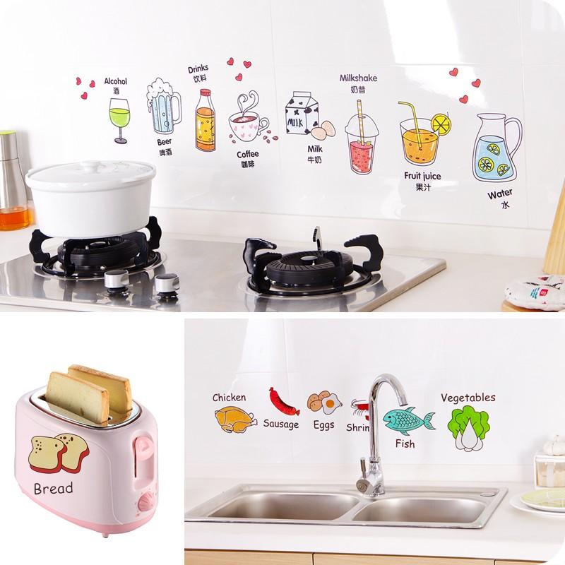 HTB1CRhgRXXXXXXwapXXq6xXFXXX9 - Cartoon Kitchen Refrigerator Door Sticker-Free Shipping