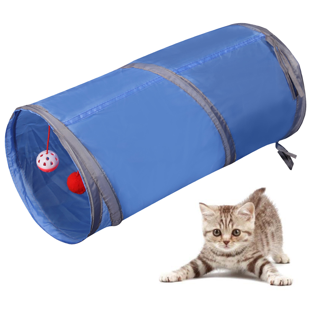 1Pc Pet Cat Tunnel Toy Creative Interactive Funny Cat Toy Pet Tube Toys For Kittens Pet Interactive Training Supplies image
