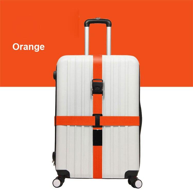 Poesechr Ourdoor Путешествия практические Чемодан ремень регулируется Чемодан пояса багажа чемодан дорожные аксессуары