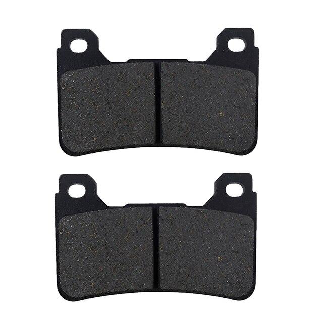 Motorcycle Parts Front Rear Brake Pads For HONDA CBR600RR CBR600RRA 07-16 CBR600RA CBR1000RA ABS 09-16 CBR1000RR Fireblade 06-16