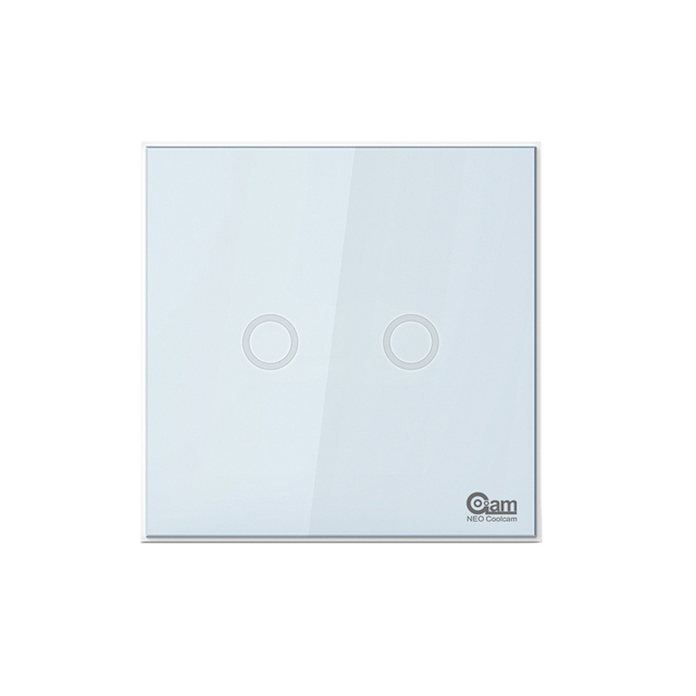 Neo coolcam nas sc01z z wave plus wall light switch 2ch gang home neo coolcam nas sc01z z wave plus wall light switch 2ch gang home automation aloadofball Choice Image