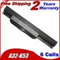 Замена аккумулятор ноутбука для Asus K53U A43B K43BY X43S K43U K53T A53S A53SV K53SK X43TA