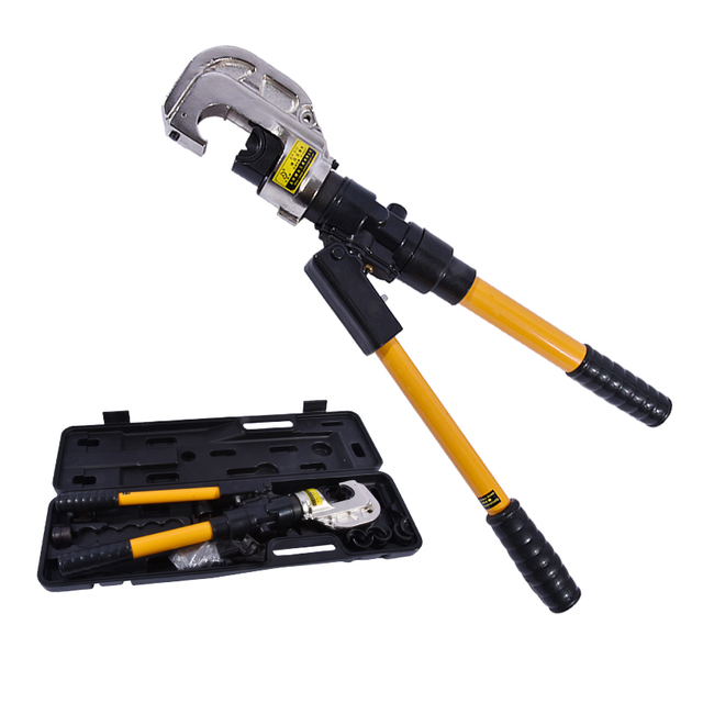 hydraulic crimping tool hydraulic compression tool ep 510 16 400mm2 safety system inside in. Black Bedroom Furniture Sets. Home Design Ideas