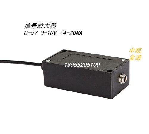 Sensor Signal Amplifier BSQ-2, Analog Transmitter 0-5V/0-10V/4-20mA цены