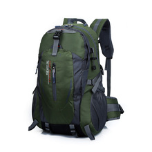 HU WAI JIAN FENG 40L Waterproof Hunting Backpack Women Men Camping Climbing Outdoor Hiking Sport Bag Knapsack Rucksack