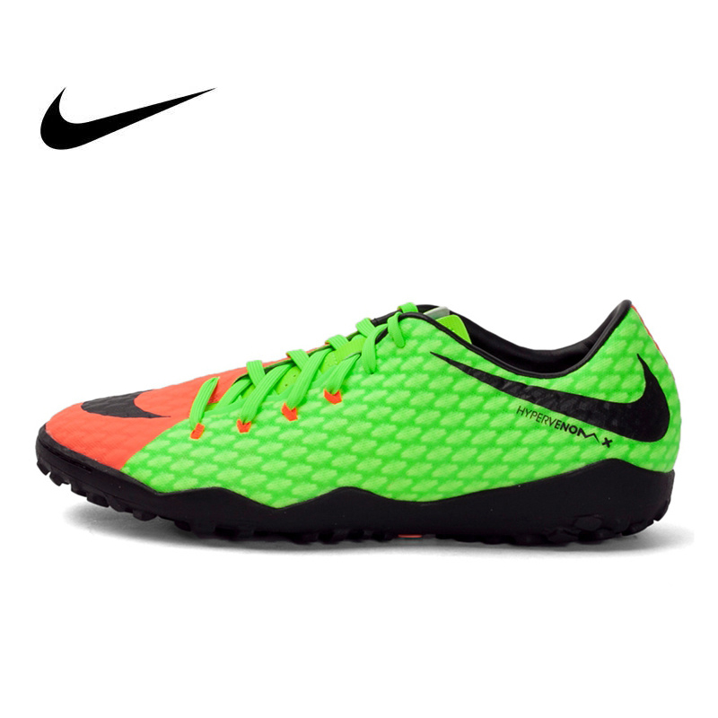 5ab5a5f3e12 Original Nike DMX Men s Light Comfortable Football Shoes Soccer Shoes  Sneakers Authentic Breathable Lace-Up
