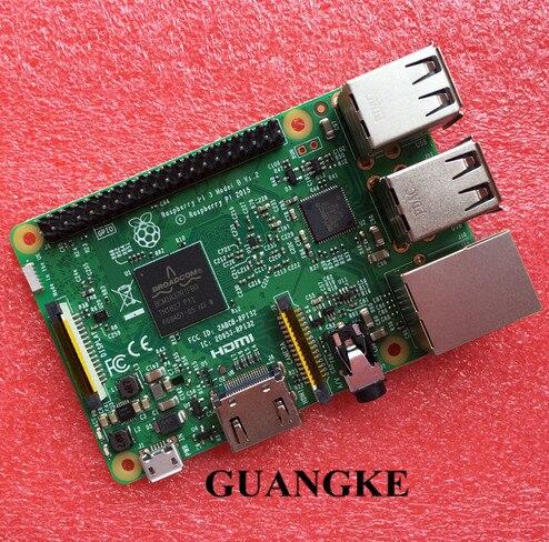 New original raspberry pi 3 modèle b/raspberry pi/framboise/pi3 b/pi 3/pi 3b avec wifi et bluetooth