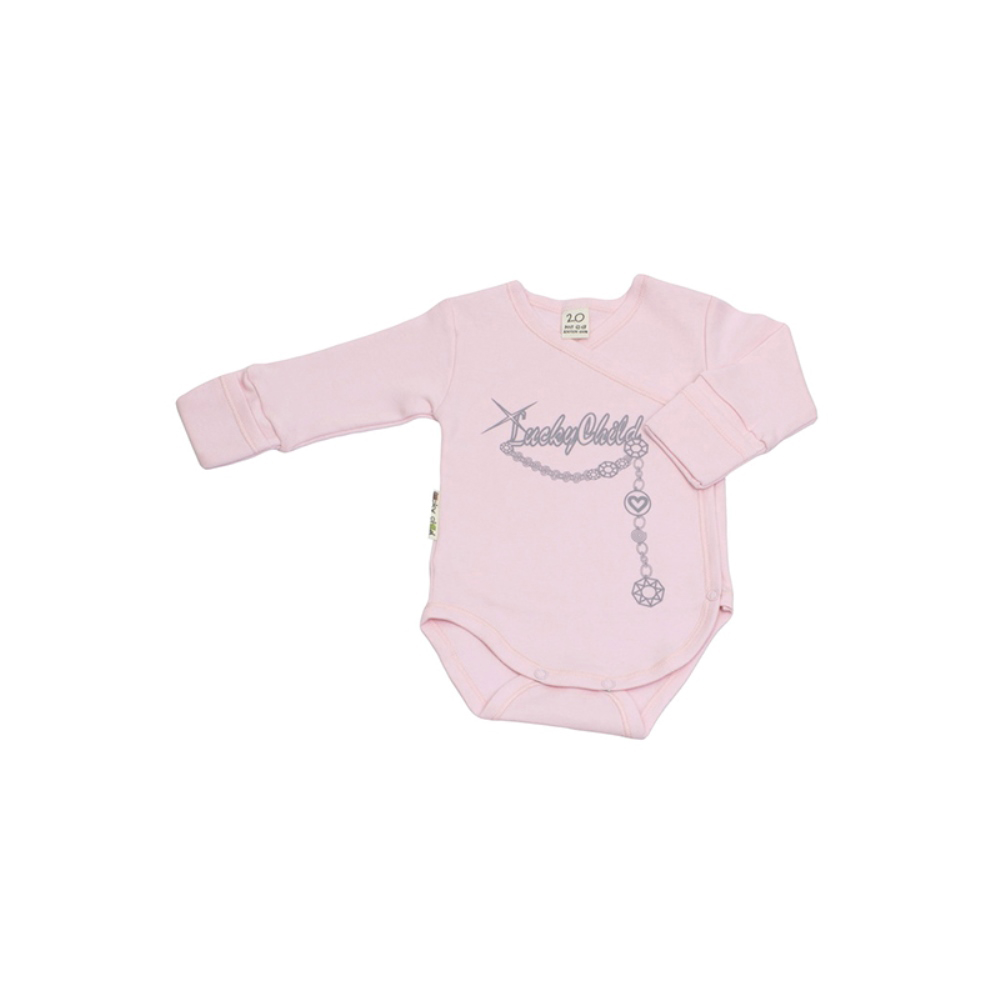 Bodysuits Lucky Child for girls 2-5 Lady Body Newborns Babies Baby Clothing Children clothes tank tops made in russia npkcollection 55cm full silicone body reborn baby doll toy realistic newborn boy babies doll lifelike birt hday gift for girls