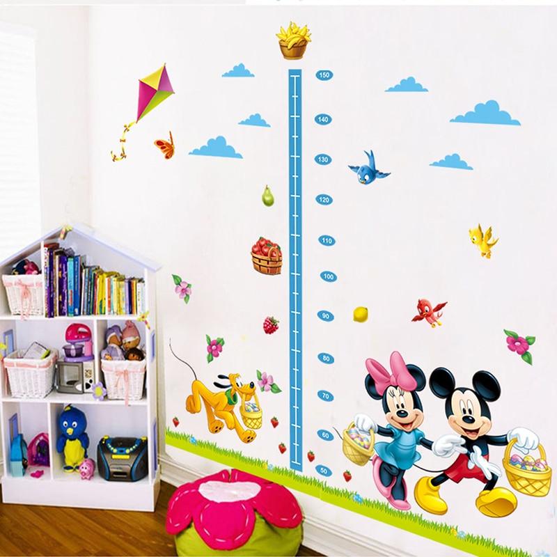Minnie Mickey Donald Πάγκος αυτοκόλλητες - Διακόσμηση σπιτιού - Φωτογραφία 5