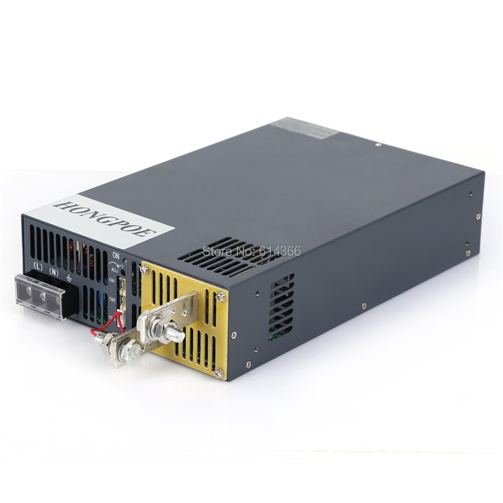 2000W 27.5A 72V Power Supply 72V 27.5A Output voltage current adjustable AC-DC 0-5V analog signal control SE-2000-72 DC72V free shipping 1200w 0 72v power supply s 1200 72 0 5v analog signal control 72v power supply 72v 16 5a