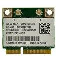 НОВЫЙ Broadcom BCM943142HM 300 Мбит PCi-E Wi-Fi Адаптер Mini PCi Express WiFi с Bluetooth 4.0 Адаптер для Портативных ПК
