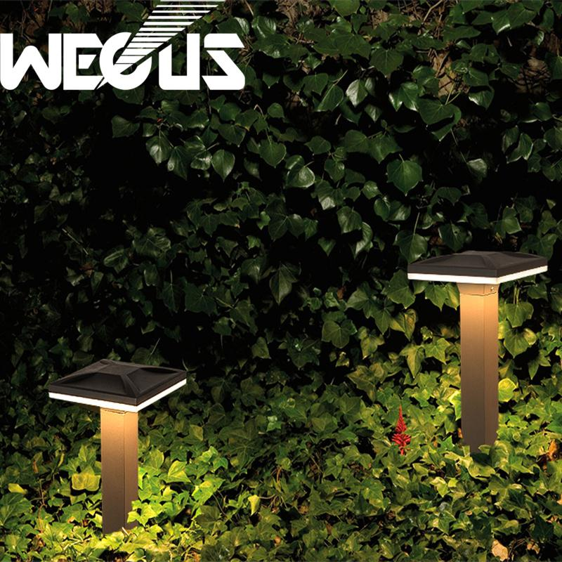 купить Meilan Modern Simple Waterproof Outdoor Lighting Garden Lamp Garden Lamp Garden Lighting Outdoor Project Lighting недорого