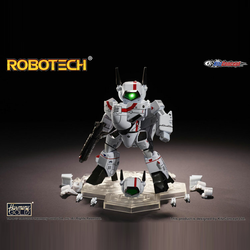 (In STOCK) Toy Robotech VF-1J KitzConcept