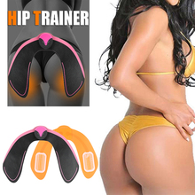 Women Smart Hips Muscle Trainer Sticker Body Sculpting Massage Stimulator Pad Fitness Gym Abs Arm Sports Stickers