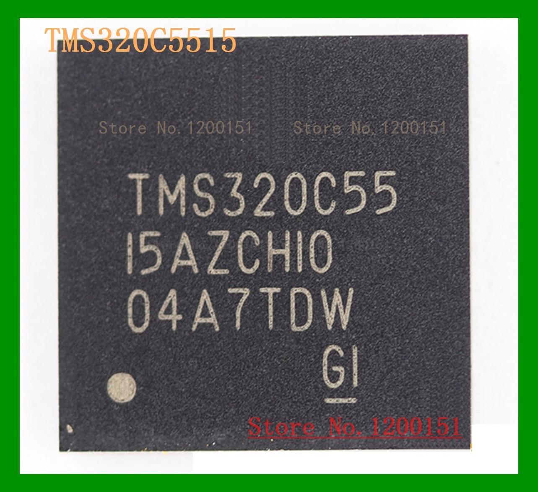 TMS320C5515 TMS320C5515AZCH12 BGA