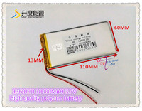 3 7V 10000mAH SD 1360110 Polymer Lithium Ion Battery A Class Cell Li Ion Battery For