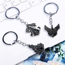 Assasins Creed Themed Keychain