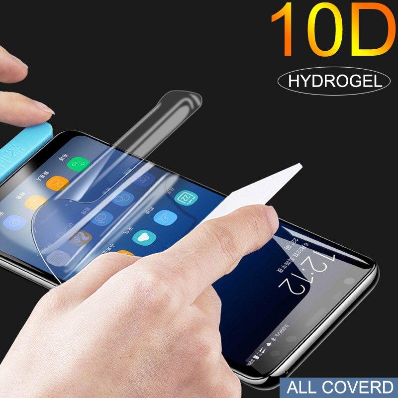10D Soft Hydrogel Film For Lenovo Z5 ZUk Z2 Z2Pro zukedge Screen Protector Protective Film (Not Glass )