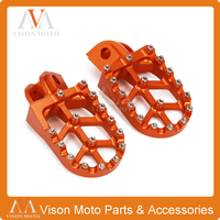 Billet Foot Pegs Rests Pedals For KTM EXC SX SXF XC XCW XCF EXCF EXCW XCFW
