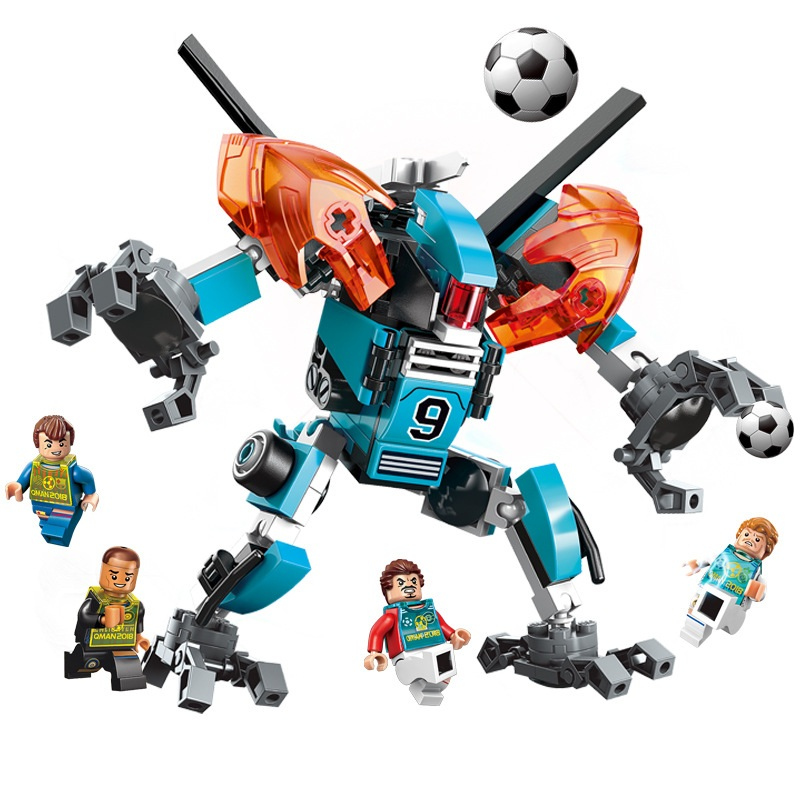 top 8 most popular lele ninja robot list and get free shipping