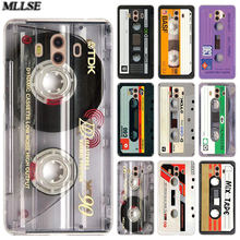MLLSE Classical Old Cassette Fashion Case Cover for Huawei Mate S 10 20 Lite Pro Y3II Y5II Y6II Y5 Y6 2017 Y7 Prime 2018 Y9 2019(China)